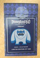 "Disneyland 60th Anniversary 3"" Vinylmation Park Starz Variant Matterhorn LE 1500"