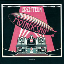 Led Zeppelin – Mothership - 2xCD PROMO (2007) - Very Good Condition