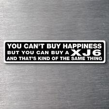 Buy a XJ6 sticker Premium 10 year vinyl water/fade proof Jag