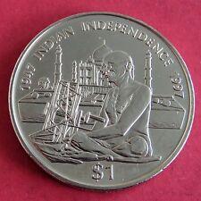 Liberia 1997 Indiano l'indipendenza di un dollaro