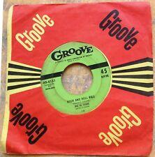 R&B BLUES 45: BIG AL SEARS Rock and Roll Ball/Love Call GROOVE 4G-0151 in sleeve