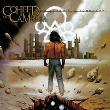 FREE US SHIP. on ANY 2 CDs! USED,MINT CD Coheed & Cambria: No World for Tomorrow