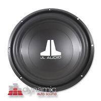 """JL Audio 15W0v3-4 15"""" W0v3 Series SVC 4-Ohm 500W Car Audio Subwoofer NEW"""