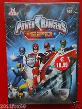 power rangers s.p.d. power ranger power rangers space patrol delta 1 box 4 dvd