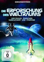 La Investigación Des Espacio exterior (DVD) Nuevo - zwischen Realidad y Fan