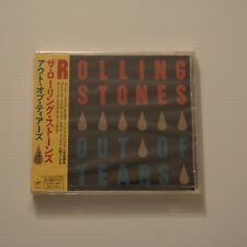 ROLLING STONES - Out of tears - 1994 JAPAN 4-TRACK CDsingle NEW & SEALED