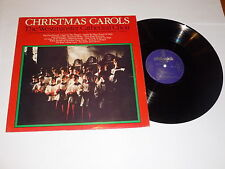 THE WESTMINSTER CATHEDRAL CHOIR - Christmas Carols - 1978 Vinyl LP