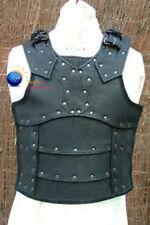 Medieval Genunine Vest Leather Vest Armor Costumes Dress Sca/Larp