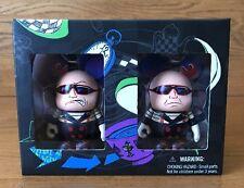 "New Disney Limited Ed. 3"" Vinylmation ~ Mad T Party ~ Tweedle Dee & Tweedle Dum"