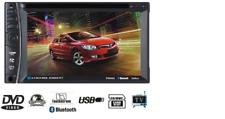 Doppio 2 Din Autoradio Touch Screen 6.5 Bluetooth Stereo DVD DVX  SMARTPHONE