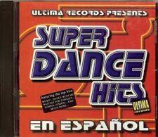 SUPER DANCE HITS EN ESPANOL - VARIOUS ARTISTS - CD - NEW - SEALED