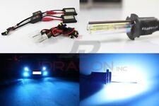 H3 10000K Blue 35W Slim AC Ballast HID Conversion Kit Xenon Bulb