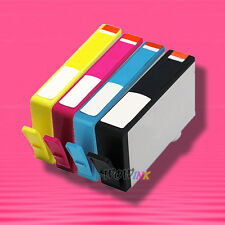 4 Non-OEM New Ink Alternative for HP 564XL Photosmart 5512 5514 5515 5520 6520
