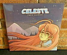 CELESTE - Original Game Soundtrack, Ltd 2LP COLORED VINYL Gatefold New + Sealed!