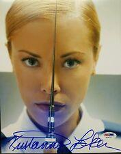 Kristanna Loken Terminator 3 Signed Auto 8x10 PHOTO PSA/DNA COA
