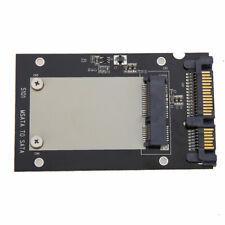 Mini SATA Adapter PCI-e/mSATA SSD/Express to 40pin ZIF/7pin/2.5'' Converter Card