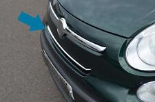 Chrome Avant Calandre Accent Bordure Housse Bande pour s'adapter FIAT 500 L (2012+)