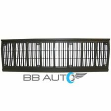 NEW Upper Front Bumper Grille Black fits 1991-1996 JEEP Cherokee