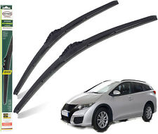 "Honda Civic Tourer 2014-on replacement wiper blades HEYNER HYBRID 26""18"" FRONT"