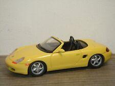 Porsche Boxster Convertible - Schuco 1:43 *37052