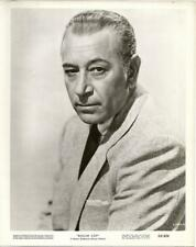 WARNER BROTHERS FAVE GEORGE RAFT ORIGINAL VINTAGE ROGUE COP MGM PORTRAIT STILL