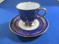 Antique Demitasse Cup and Saucer Eschenbach Bavaria Germany