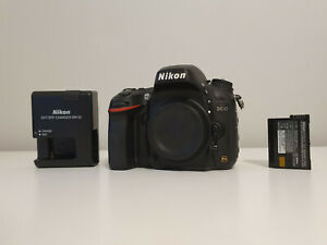 Nikon D610 24.3 MP Digital SLR Camera - Black (Body Only) Low shutter count