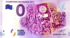 63 CLERMONT-FERRAND, Champion de France, ASM, Rugby, 2017, Billet 0 € Souvenir