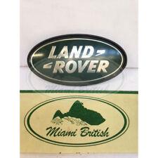 LAND ROVER REAR LOGO EMBLEM DECAL BADGE RANGE RR SPORT 06-09 DAH100680 USED