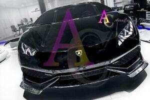Lamborghini Huracan LP 610-4 Carbon fiber Front Splitter [Aero-DMC style]