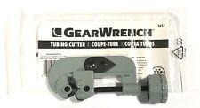 """GearWrench Tubing Cutter 1/8"""" To 1-1/8"""" Capacity  3457"""