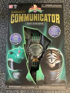 Power Rangers Legacy Tommy Oliver Edition Communicator
