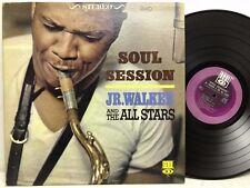 Jr. Walker & The All Stars - Soul Session SS 702 LP Vinyl Record Album