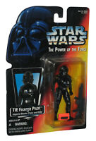 Star Wars Power of The Force TIE Fighter Pilot (1995) Kenner Red Card Figure