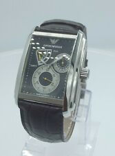 Emporio Armani meccanico AR4203 men's automatic dresswatch AR-4203 analog 5 ATM