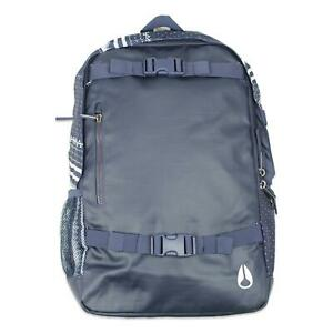 Nixon Smith 21L Backpack Guardsmen Navy One Size New