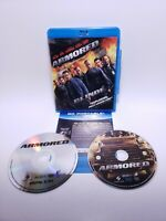 Armored (Blu-ray/DVD, 2010, 2-Disc Set canadian Bilingual) Excellent Condition!