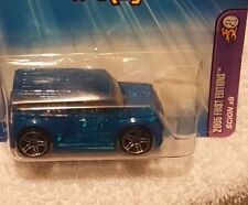HOT WHEELS 2005  FIRST EDITIONS X-RAYCERS FTE SCION XB #053 #3/10 BLUE PR5s