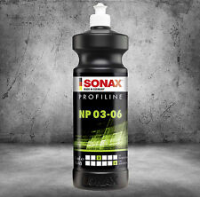 SONAX Profiline NP 03-06 Auto Politur silikonfrei 1L 208300