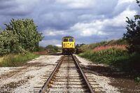 British Rail Class 56 56005 Cadishead 05/08/85 Rail Photo