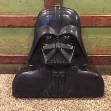 Vintage Original STAR WARS Darth Vader Action Figure Storage Case KENNER