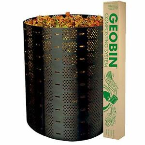 Compost Bin by GEOBIN - 216 Gallon Expandable Easy Assembly