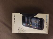 ALCATEL ONE TOUCH 991S Black Unlocked Brand New in Box