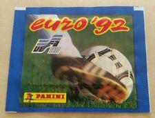 1992 Euro Panini Original Versiegelt Ungeöffnet Sticker Packung Em