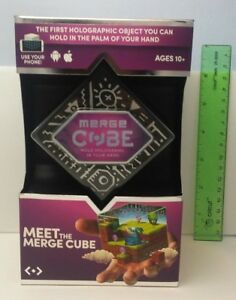Brand New Merge Cube - AR/VR Holographic Object You Can Hold In Your Hand