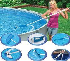 Kit di pulizia Deluxe 28003 Intex per piscine piscina Fuori terra retina Rotex