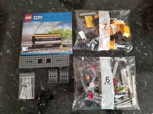 🎁Lego Genuine City Passenger Train Railway Seating Car Carriage from 60197 NEW