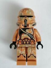 Genuine Lego Star Wars Geonosis Airborne Clone Trooper Minifigure
