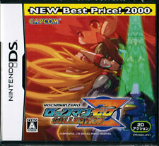 NEW Nintendo DS CAPCOM Rockman Zero Collection BEST Megaman Mega Man JAPAN F/S