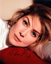 ROSAMUND PIKE.. Breathtaking Beauty - SIGNED